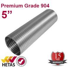 """5"""" Premium Grade 904 Flue Liner"""