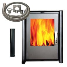 Ellis 11 stove with Installation Kit