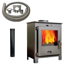 Oren 8 Stove with Installation Kit