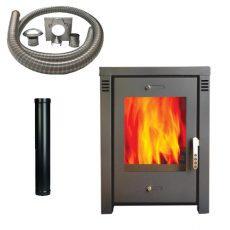 Revona 9 Stove with Installation Kit