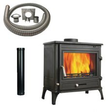 View 12b Stove with Installation Kit
