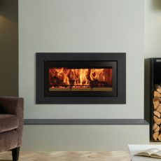 Stovax Studio 2 Steel XS inset wood burning fire