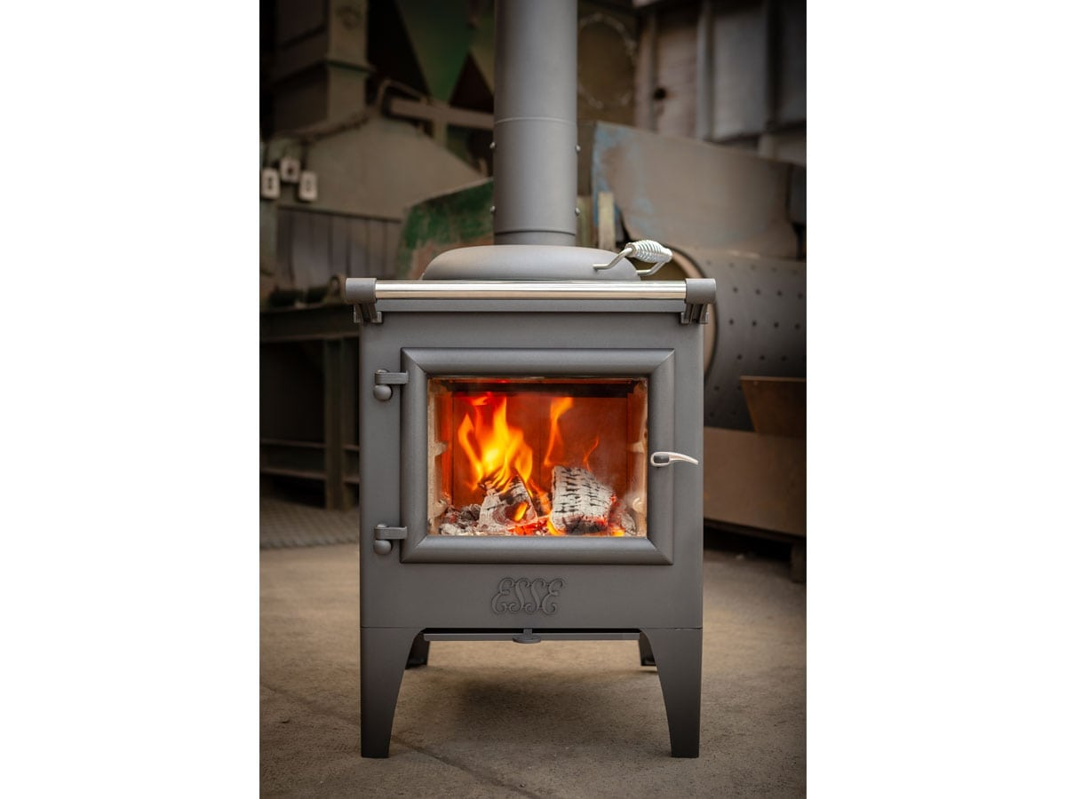 ESSE Warmheart Wood Fired Cook Stove   Stoves Northern Ireland ...